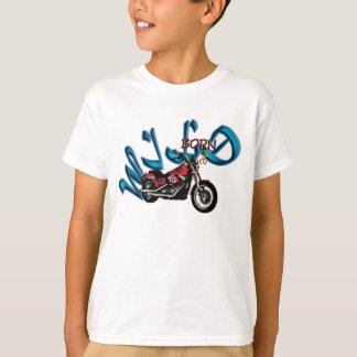 Motorradkleid für Männer, Frauen, Teenager u. T-Shirt