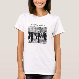 Motown Nickelback Dame Shirt