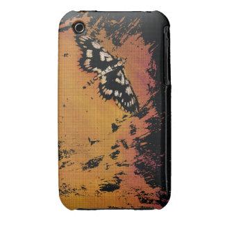 Motte auf einem heißen wärmen Spritzen - iPhone 3 Case-Mate iPhone 3 Hüllen