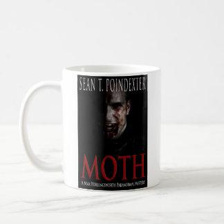 Motten-Tasse - Weiß Kaffeetasse