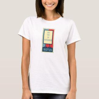 MOTUS IKONE: BIS IM NOVEMBER T-Shirt