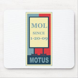 MOTUS IKONE: MOL SEIT 1-20-09 MOUSEPADS