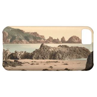 Moulin Huet Bucht I, Guernsey, Kanal-Inseln Hüllen Für iPhone 5C
