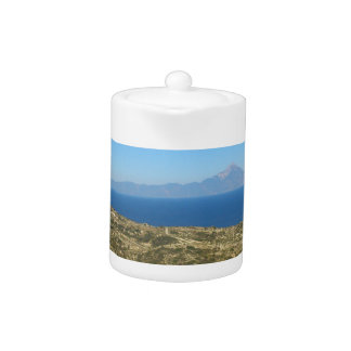 Mount Athos-Griechenland-Natur