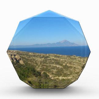 Mount Athos-Griechenland-Natur Auszeichnung