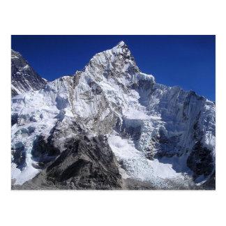 Mount Everest 2 Postkarte