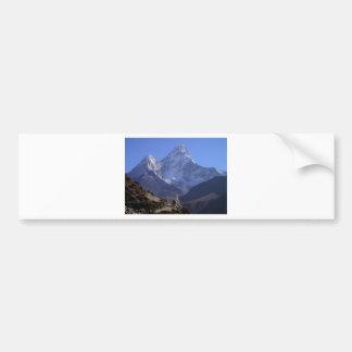 Mount Everest 4 Autoaufkleber