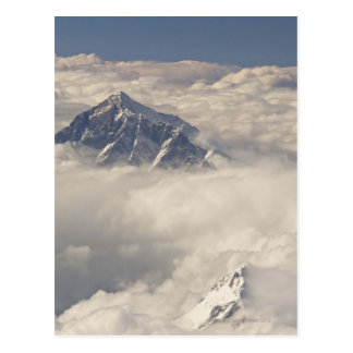 Mount Everest Postkarte