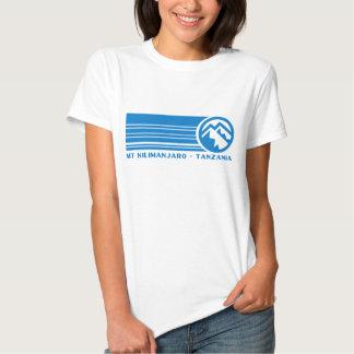 Mount Kilimanjaro Tansania T Shirts