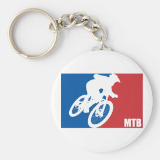 Mountainbike All-Star- Schlüsselanhänger