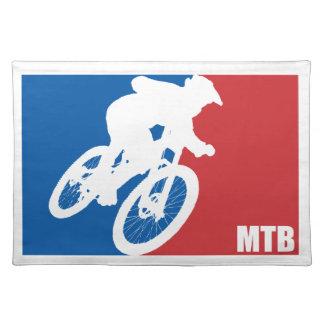 Mountainbike All-Star- Stofftischset