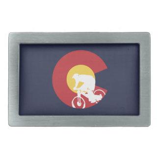 Mountainbike Colorado Rechteckige Gürtelschnallen