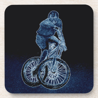 Mountainbike Llandegla mtb bmx Untersetzer