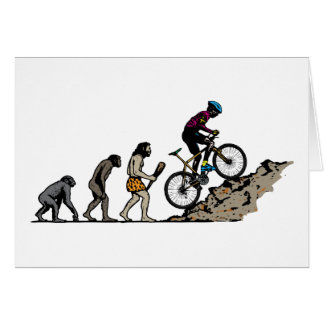 Mountainbiker Karte
