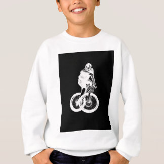 Mountainbiker MTB BMX RADFAHRER Sweatshirt