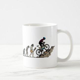 Mountainbiker Tasse
