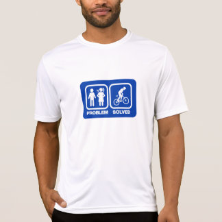 MOUNTAINBIKING PROBLEM GELÖST T-Shirt