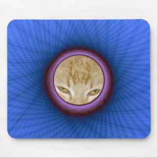 Mousepad blauer und lila Fenster-Rahmen