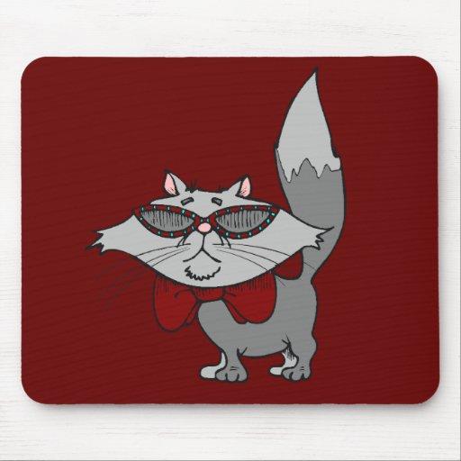Mousepad - coole Katze