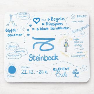 Mousepad für Steinbock Ladies