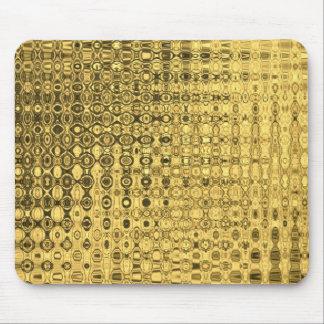 Mousepad gold
