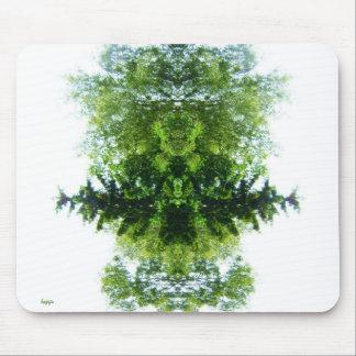Mousepad green bygigis design