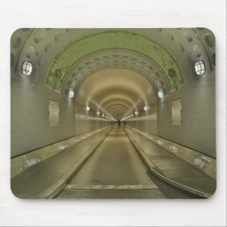 Mousepad Hamburg alter Elbtunnel