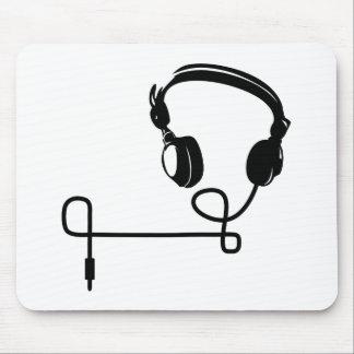 """Mousepad """"HeadPhones """""""