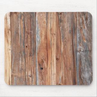 Mousepad Holz