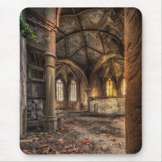 Mousepad - Lost Place - Take my to Church
