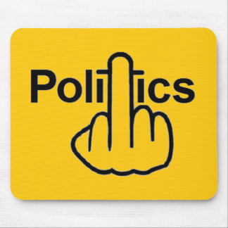 Mousepad Politiken drehen um