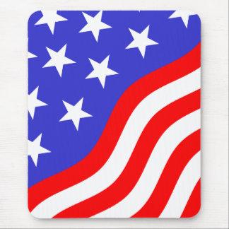Mousepad US Flagge 2
