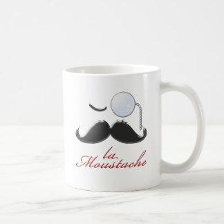 Moustache Kaffeetasse