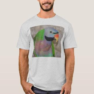 Moustached Parakeet-T - Shirt