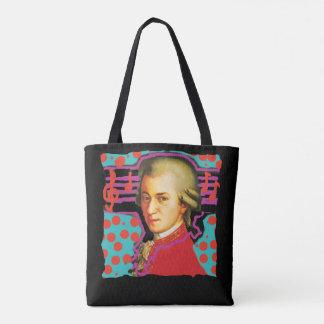 Mozart Popkunst Tasche
