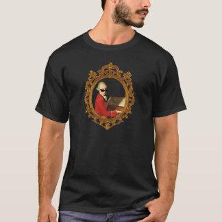 MOZART-Schatten am Cembalo T-Shirt
