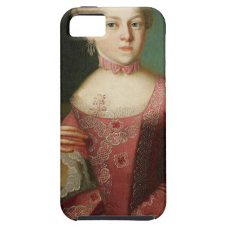 Mozart-Schwester iPhone Fall Etui Fürs iPhone 5
