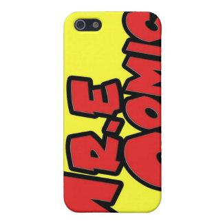 Mr.E Comicen iPhone 4 Abdeckung Schutzhülle Fürs iPhone 5