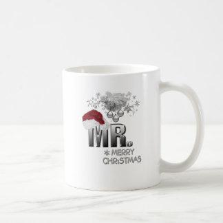 MR.First Weihnachten Kaffeetasse