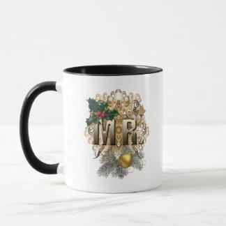 MR.First Weihnachten Tasse