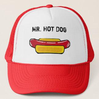 Mr. Hot Dog Cap Truckerkappe