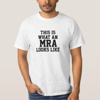 MRA: Die Recht-Aktivisten der Männer T-Shirt