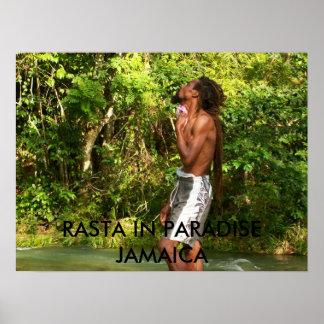 mrsjamrock-p@sbcglobal.net 025, RASTA IN PARADI… Poster