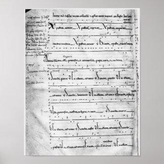 Ms.Latin Christus Vincit Plakatdruck