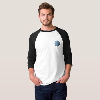 MST3K Mond-Baseball-T - Shirt (Schwarzes)