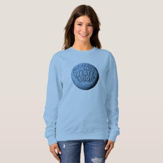 MST3K Mond-Sweatshirt (hellblau) Sweatshirt
