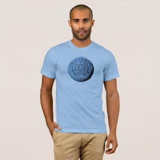 MST3K Mond-T - Shirt (Baby-Blau)