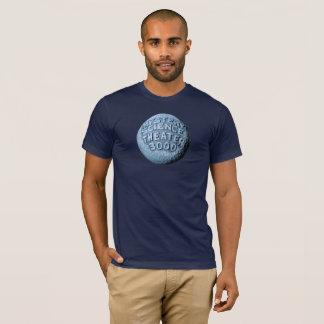 MST3K Mond-T - Shirt (Marine-Blau)
