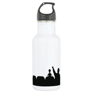 MST3K Silhouette-Wasser-Flasche Trinkflasche