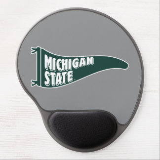 MSU Spartans | Michigan Staats-Universität 4 Gel Mousepad